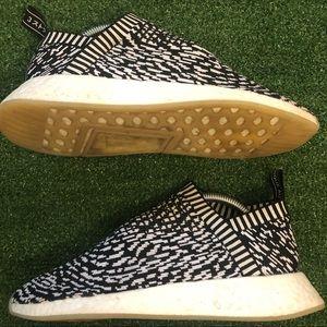 "Adidas NMD City Sock 2 CS2 ""Zebra"" Black/White"